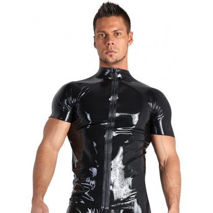 Latexové triko s krátkým rukávem
