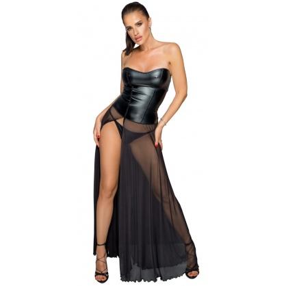 Lycrový korzet se sukní