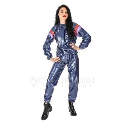 PVC Joggingová souprava Navy Blue