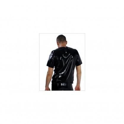 Latexové pánské triko Santo s krátkým rukávem