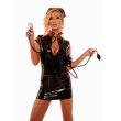 Latexová dámská uniforma zdravotní    sestřičky