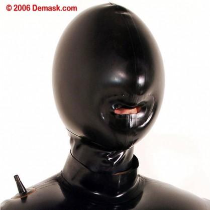 Latexová nafukovací maska