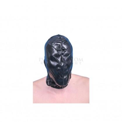 Latexová maska bez otvorů v různých barvách
