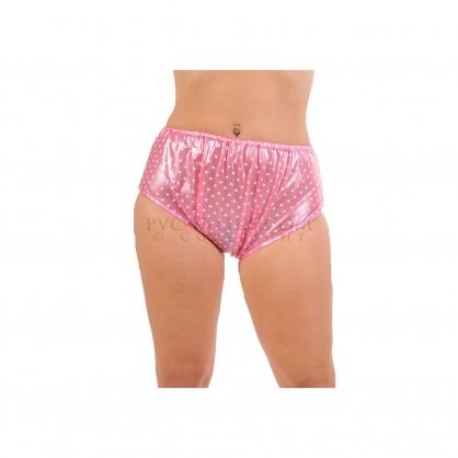 PVC dámské kalhotky s pružnými lemy