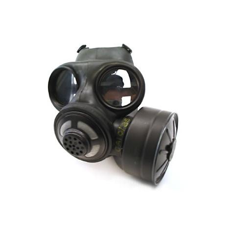 Dánská plynová maska s filtrem
