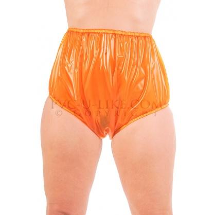 PVC kalhotky v barevných kombinacích s pružnými lemy