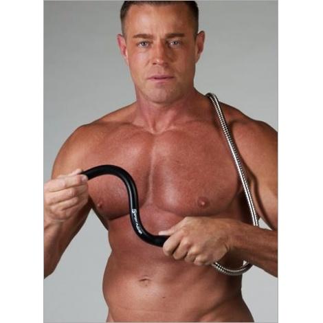 Anální silikonový nástavce na sprchu flexibilní